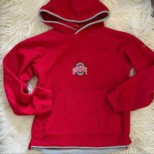 Ohio State Youth Hoodie Sz Youth M